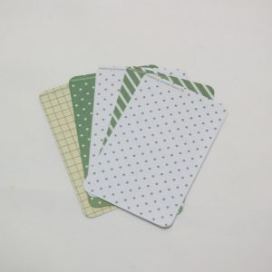 Stickerset groen